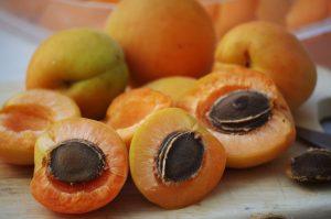 Verse abrikozen